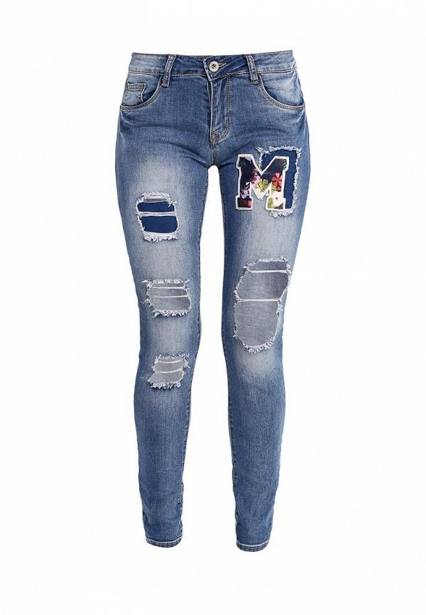 Зауженные джинсы Adrixx R13-WG506
