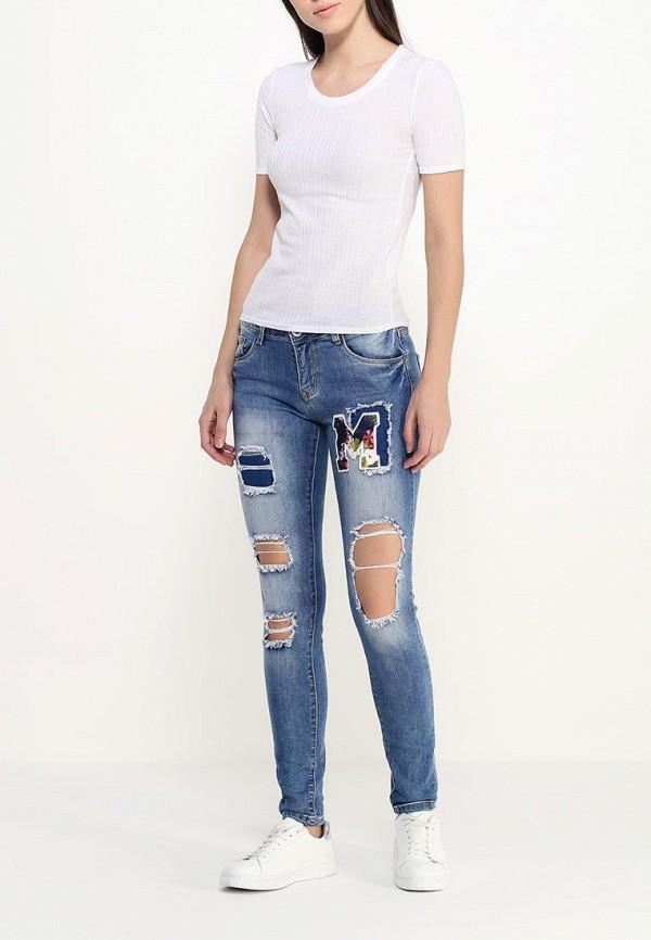 Зауженные джинсы Adrixx R13-WG506: изображение 2