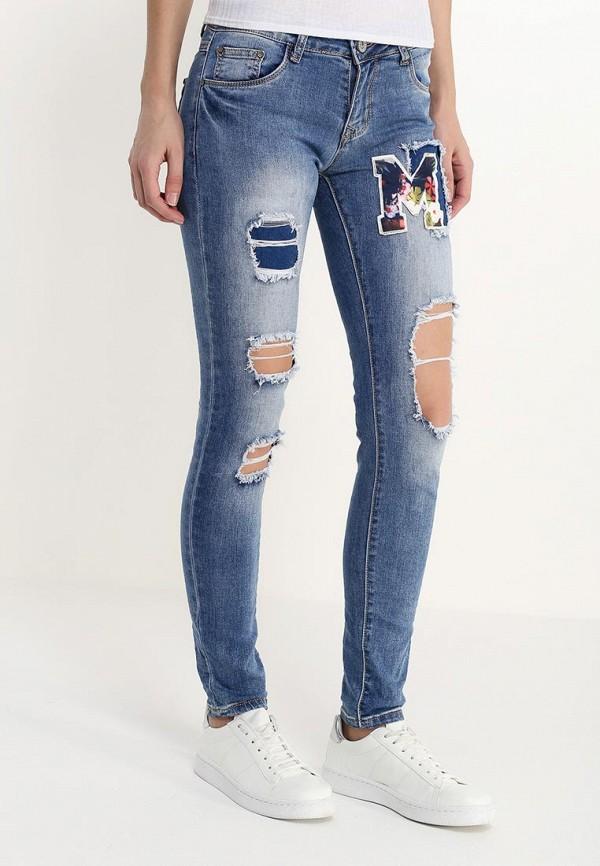 Зауженные джинсы Adrixx R13-WG506: изображение 3