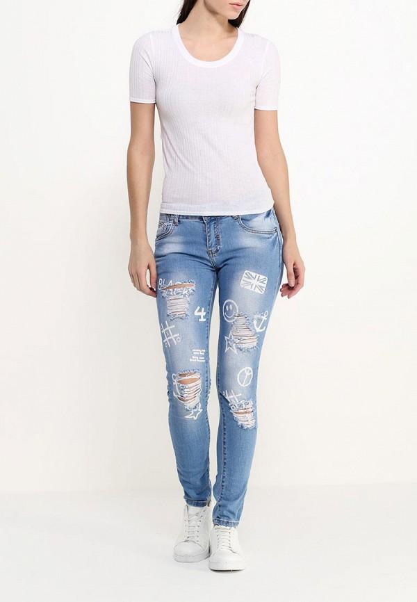 Зауженные джинсы Adrixx R13-WG507: изображение 2