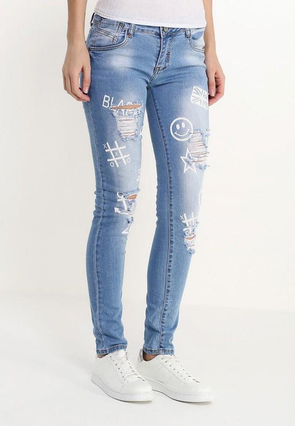 Зауженные джинсы Adrixx R13-WG507: изображение 3