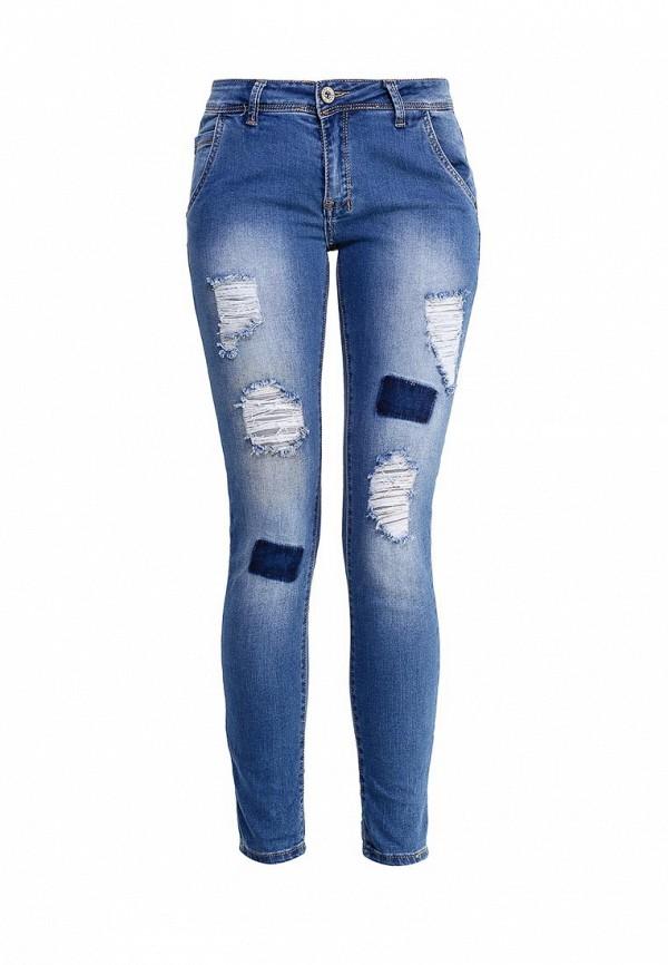 Зауженные джинсы Adrixx R13-WG509: изображение 1