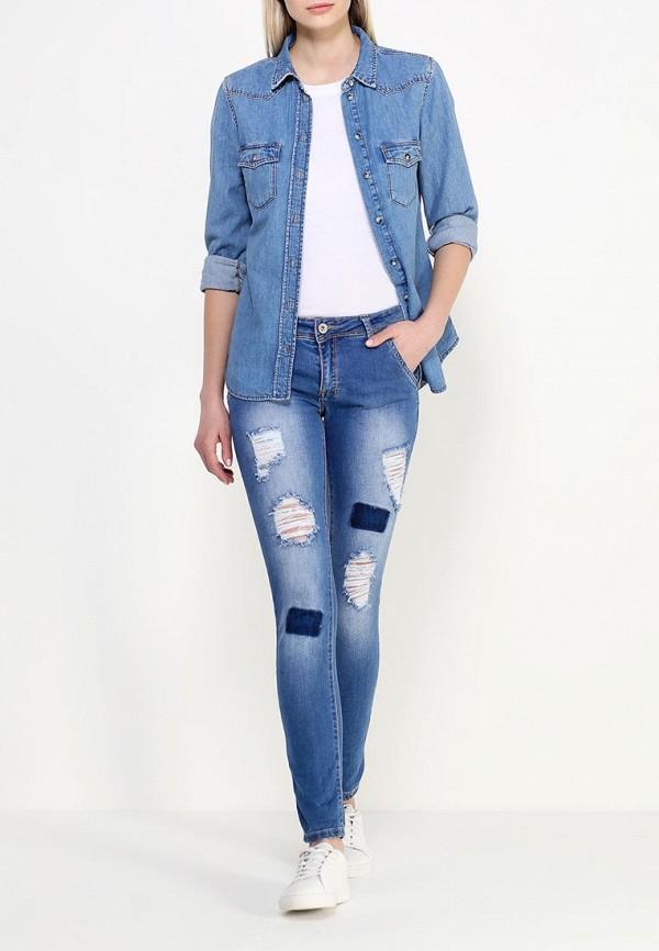 Зауженные джинсы Adrixx R13-WG509: изображение 2