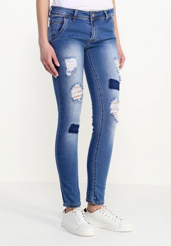 Зауженные джинсы Adrixx R13-WG509: изображение 3