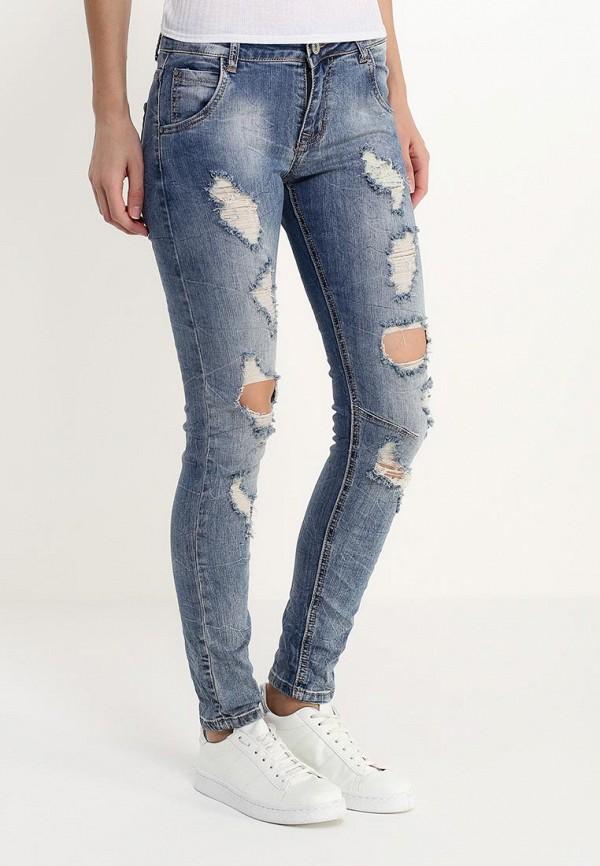 Зауженные джинсы Adrixx R13-WG510: изображение 3