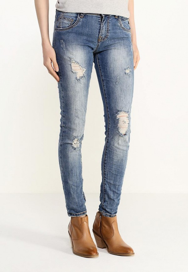 Зауженные джинсы Adrixx R13-WG516: изображение 3