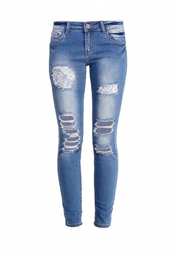 Зауженные джинсы Adrixx R13-WG517