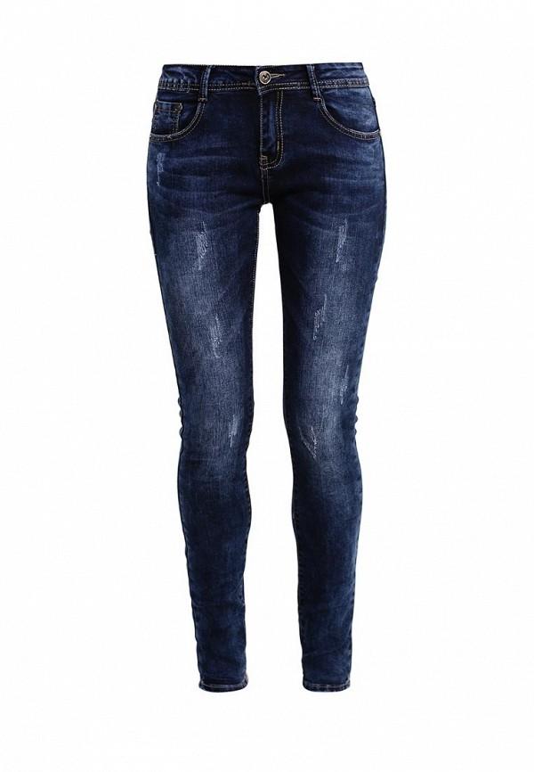 Зауженные джинсы Adrixx R13-CZP248: изображение 1