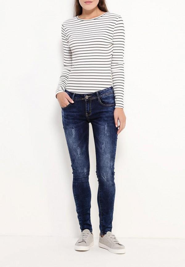 Зауженные джинсы Adrixx R13-CZP248: изображение 2