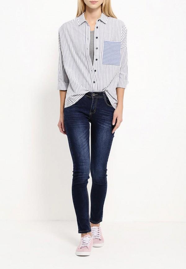 Зауженные джинсы Adrixx R13-CZP249: изображение 2