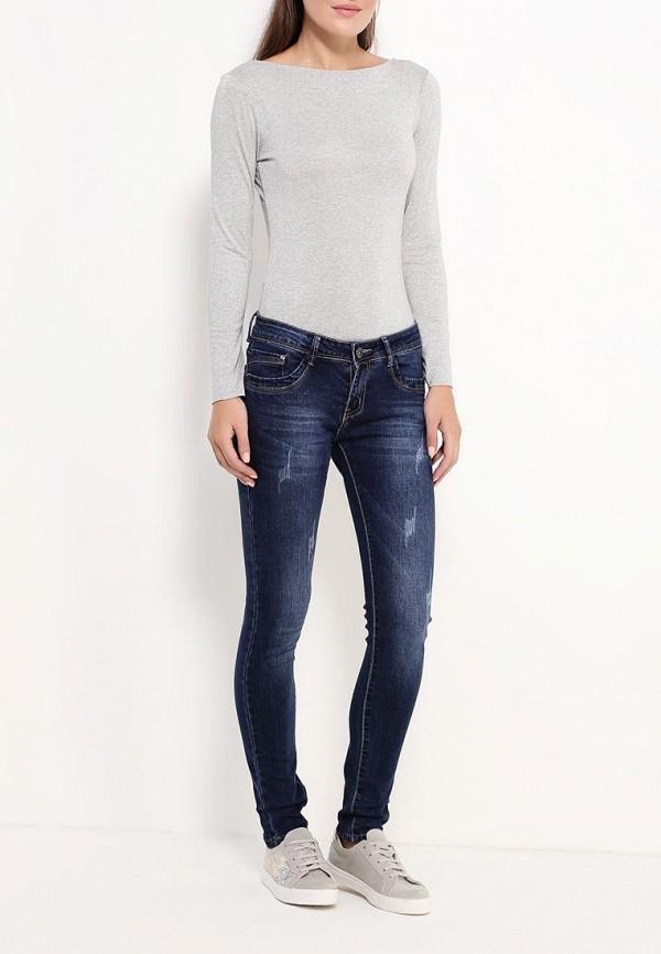 Зауженные джинсы Adrixx R13-CZP257: изображение 2