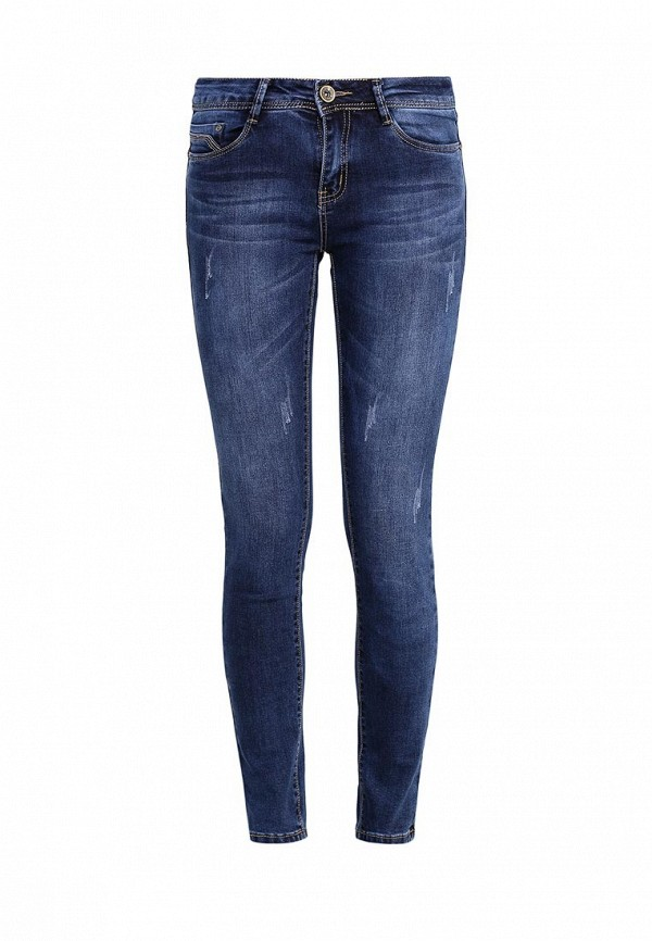 Зауженные джинсы Adrixx R13-CZP259: изображение 1