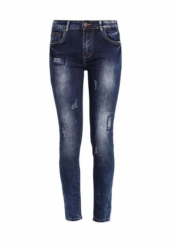 Зауженные джинсы Adrixx R13-WG607: изображение 1
