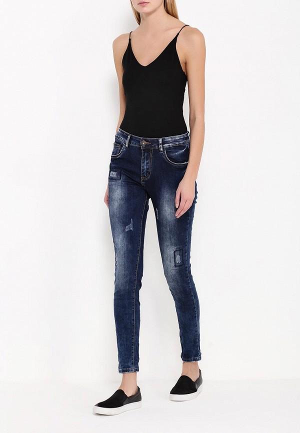 Зауженные джинсы Adrixx R13-WG607: изображение 2