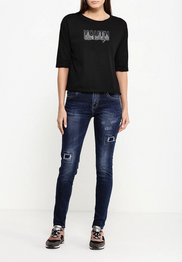 Зауженные джинсы Adrixx R13-WG613: изображение 2