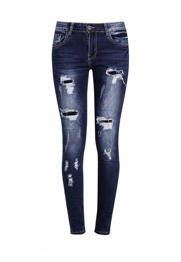 Зауженные джинсы Adrixx R13-WG632: изображение 1