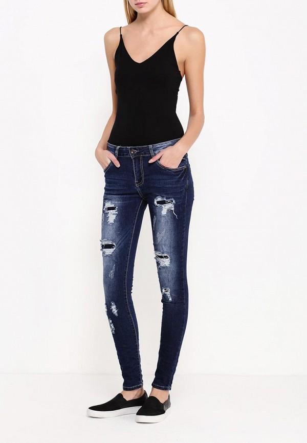 Зауженные джинсы Adrixx R13-WG632: изображение 2