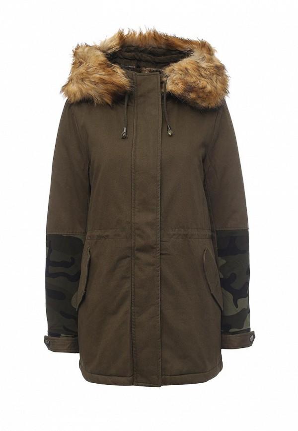 Утепленная куртка Adrixx R13-DM1627