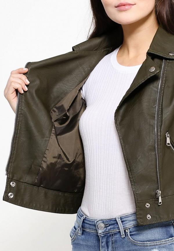 Фото Куртка кожаная Adrixx. Купить с доставкой