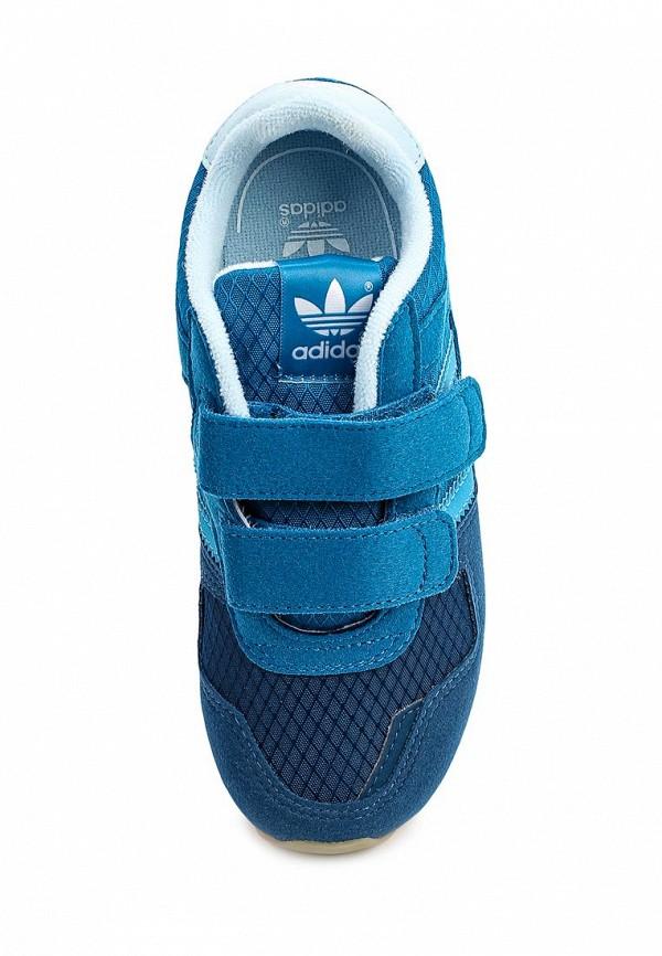 Кроссовки для мальчиков Adidas Originals (Адидас Ориджиналс) S76249: изображение 4