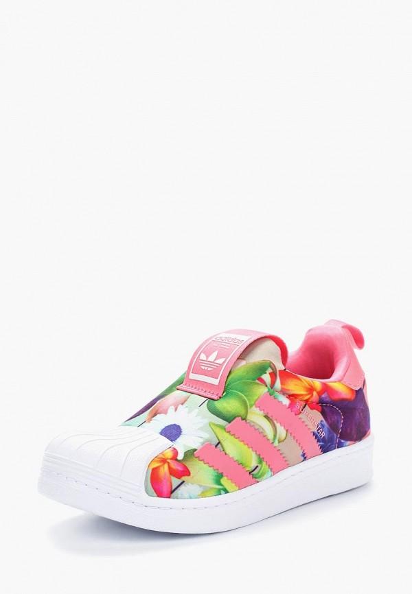 Кеды adidas Originals adidas Originals AD093AGAMHQ5 чехол для карточек авокадо дк2017 093