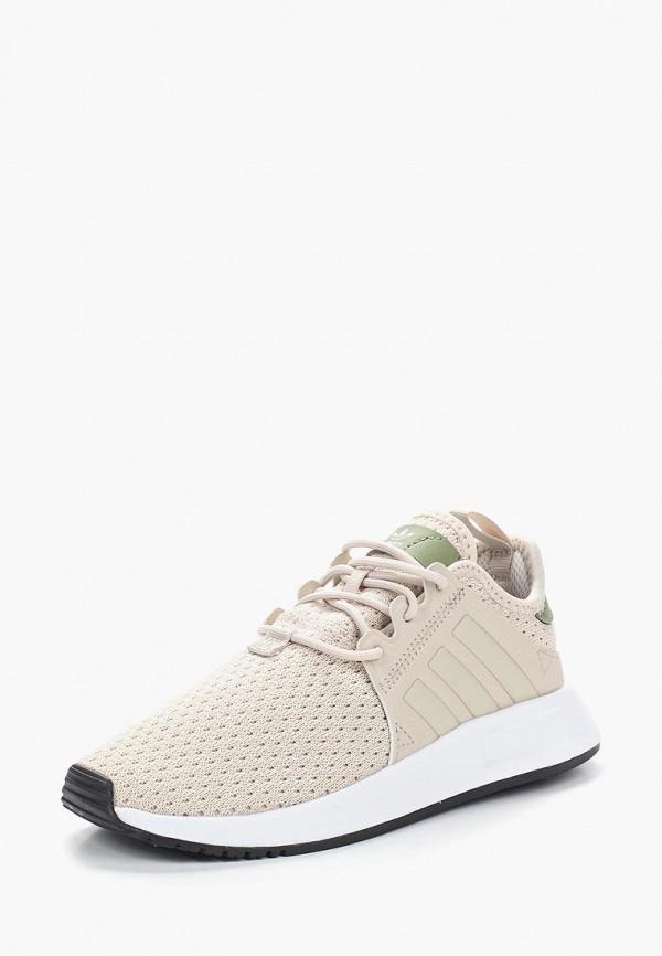 Купить Кроссовки adidas Originals, adidas Originals AD093AGAMHR3, бежевый, Весна-лето 2018