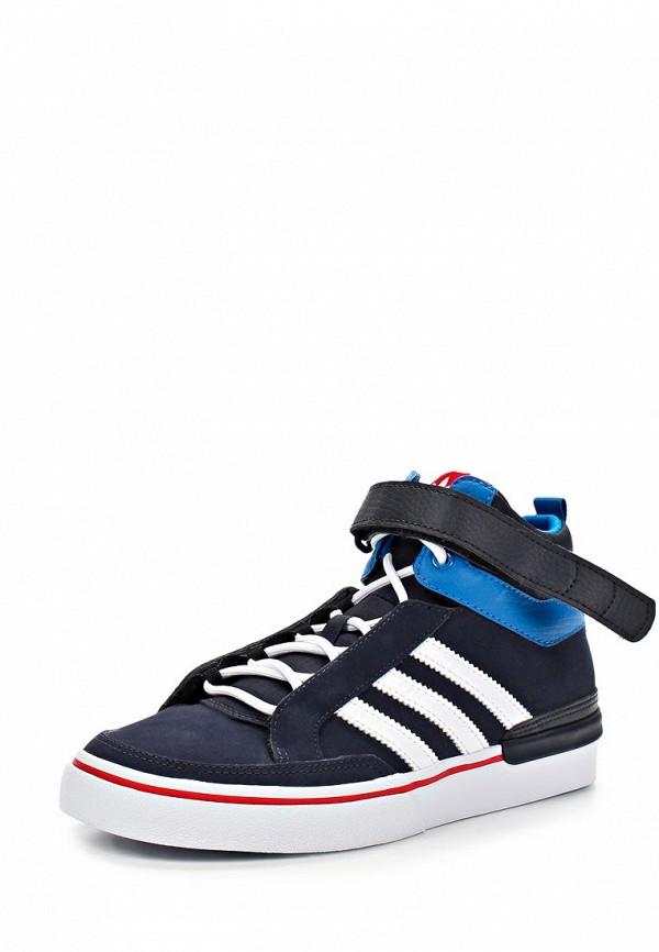 Кеды для мальчиков Adidas Originals (Адидас Ориджиналс) D67800: изображение 1