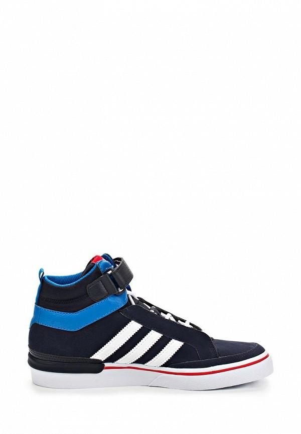 Кеды для мальчиков Adidas Originals (Адидас Ориджиналс) D67800: изображение 8
