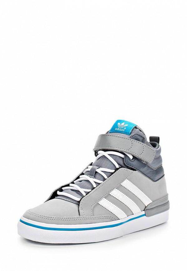 Кеды для мальчиков Adidas Originals (Адидас Ориджиналс) D67801: изображение 1