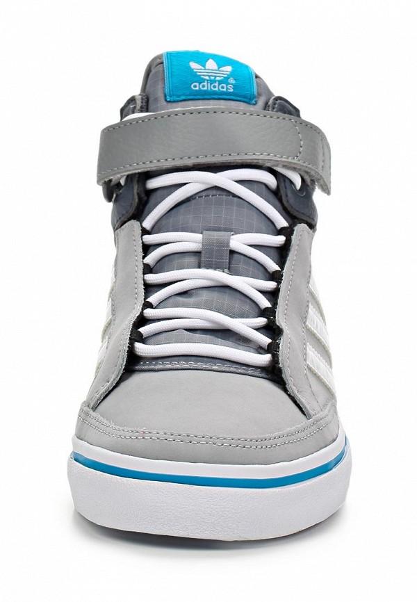 Кеды для мальчиков Adidas Originals (Адидас Ориджиналс) D67801: изображение 6