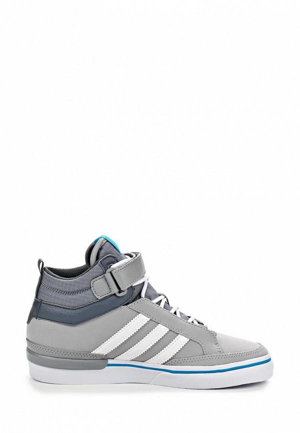 Кеды для мальчиков Adidas Originals (Адидас Ориджиналс) D67801: изображение 8
