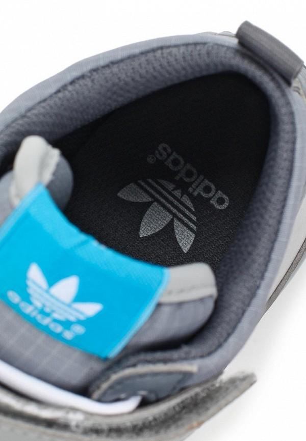 Кеды для мальчиков Adidas Originals (Адидас Ориджиналс) D67801: изображение 12