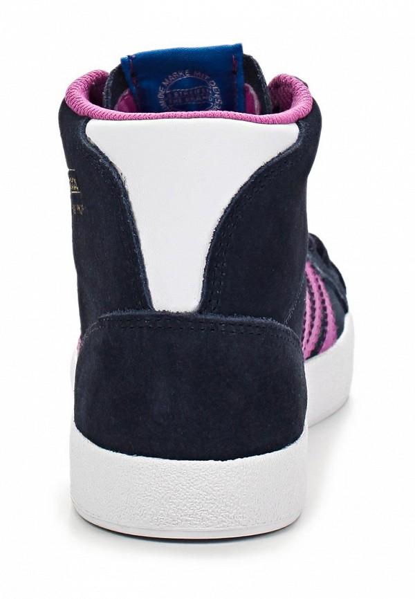 Кеды для мальчиков Adidas Originals (Адидас Ориджиналс) D67686: изображение 3