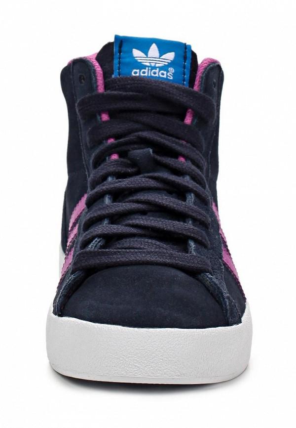 Кеды для мальчиков Adidas Originals (Адидас Ориджиналс) D67686: изображение 7