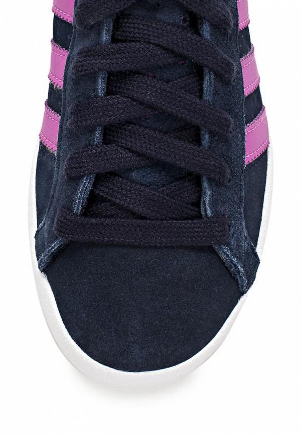 Кеды для мальчиков Adidas Originals (Адидас Ориджиналс) D67686: изображение 11