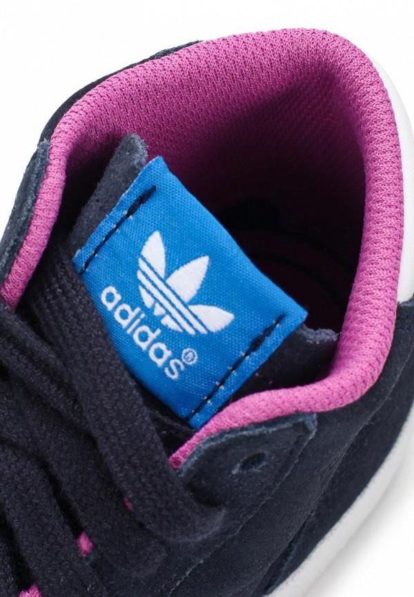 Кеды для мальчиков Adidas Originals (Адидас Ориджиналс) D67686: изображение 13