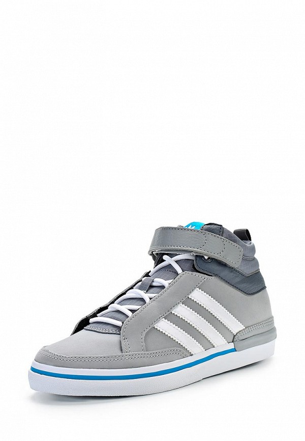 Кеды для мальчиков Adidas Originals (Адидас Ориджиналс) D67801: изображение 14