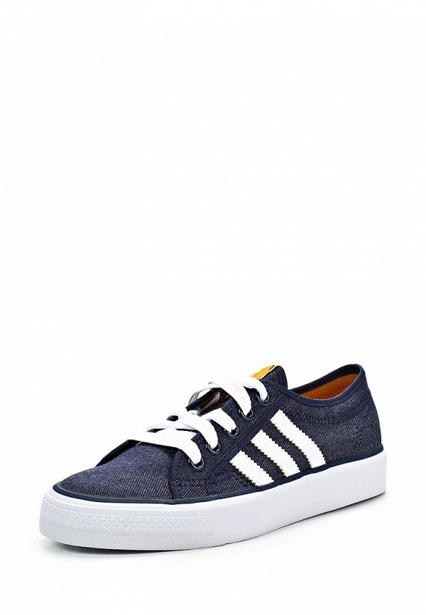 Кеды для мальчиков Adidas Originals (Адидас Ориджиналс) M25259: изображение 1