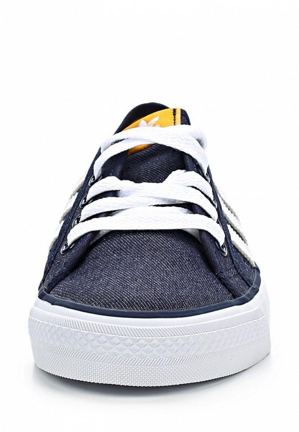 Кеды для мальчиков Adidas Originals (Адидас Ориджиналс) M25259: изображение 5