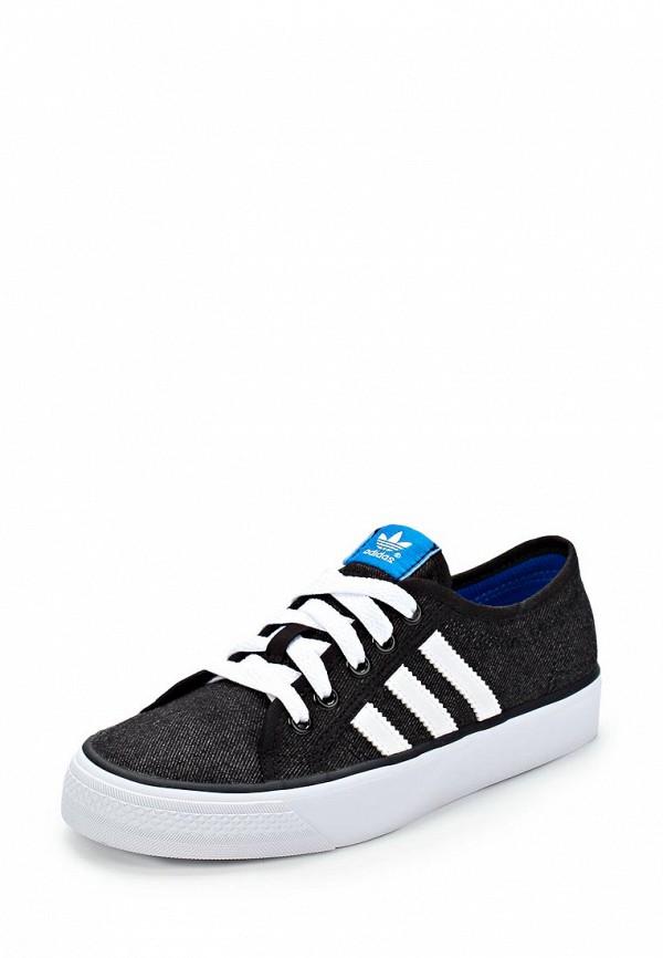 Кеды для мальчиков Adidas Originals (Адидас Ориджиналс) M25260: изображение 1