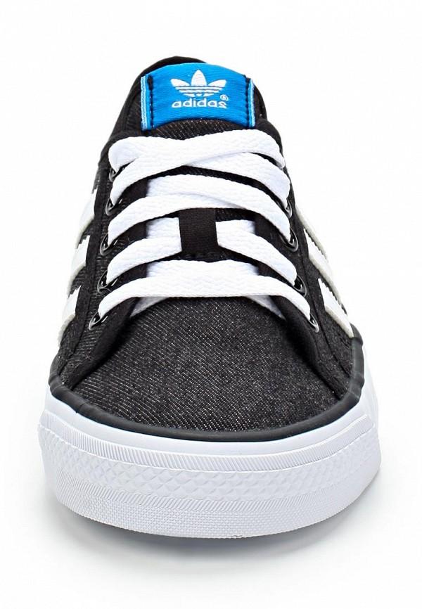 Кеды для мальчиков Adidas Originals (Адидас Ориджиналс) M25260: изображение 5