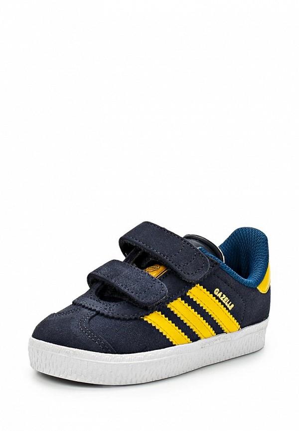 Кеды для мальчиков Adidas Originals (Адидас Ориджиналс) D67216: изображение 1