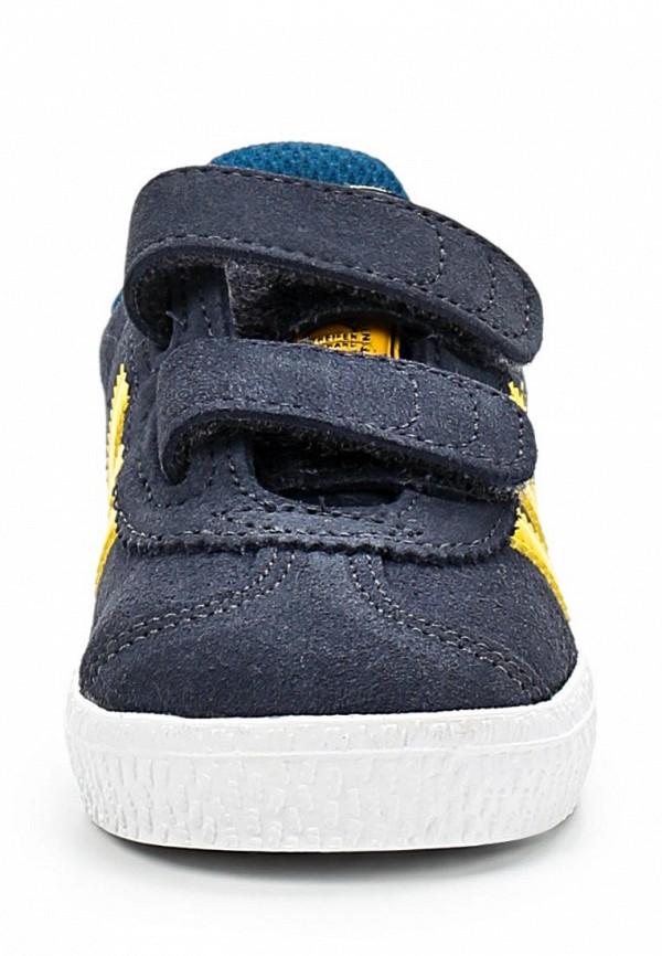 Кеды для мальчиков Adidas Originals (Адидас Ориджиналс) D67216: изображение 3