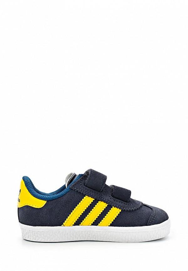 Кеды для мальчиков Adidas Originals (Адидас Ориджиналс) D67216: изображение 4