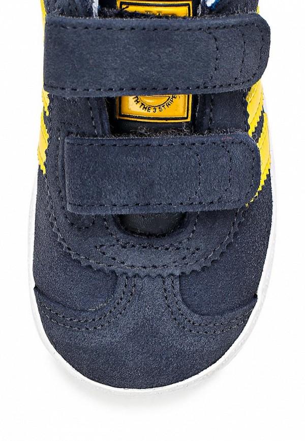 Кеды для мальчиков Adidas Originals (Адидас Ориджиналс) D67216: изображение 5