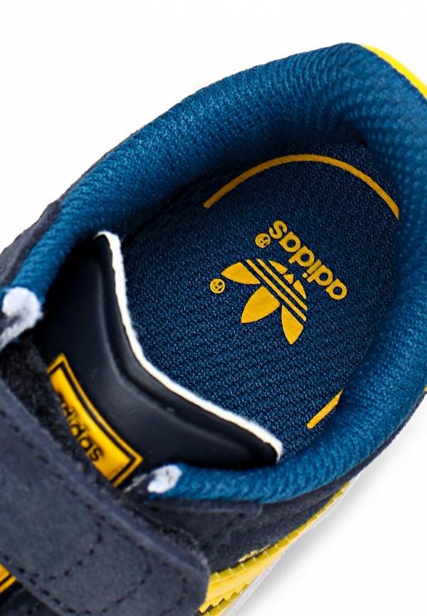 Кеды для мальчиков Adidas Originals (Адидас Ориджиналс) D67216: изображение 6