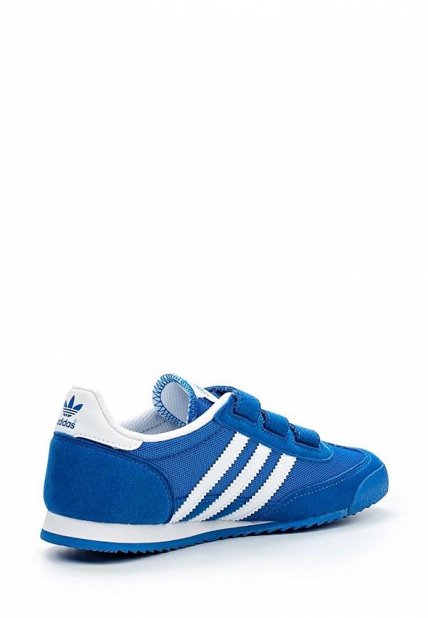 Кроссовки для мальчиков Adidas Originals (Адидас Ориджиналс) D67699: изображение 2