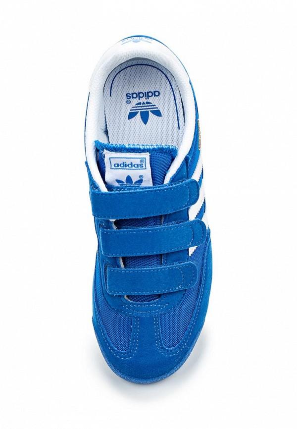 Кроссовки для мальчиков Adidas Originals (Адидас Ориджиналс) D67699: изображение 4