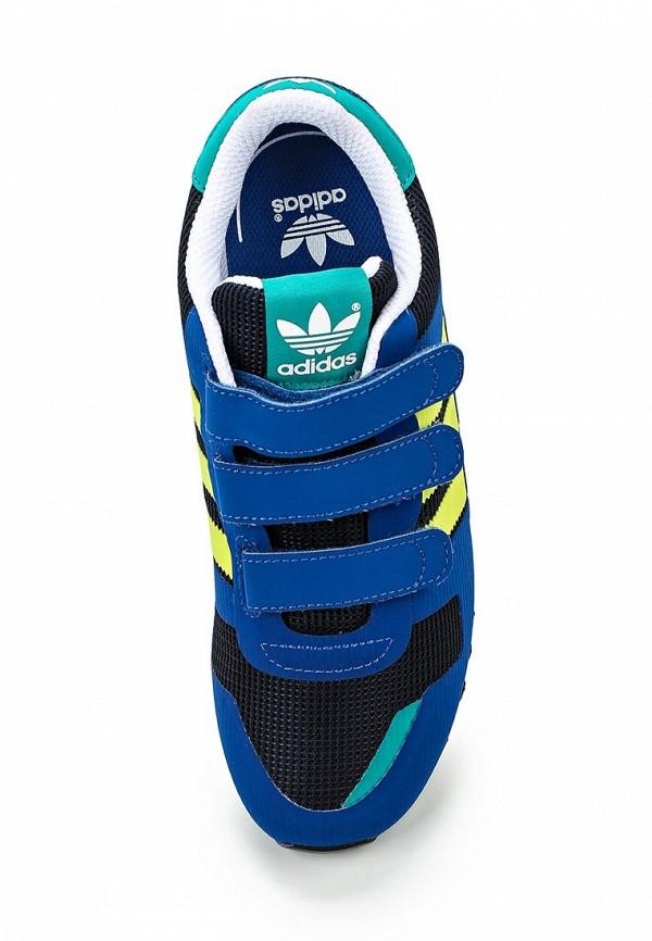 Кроссовки для мальчиков Adidas Originals (Адидас Ориджиналс) AQ2767: изображение 4