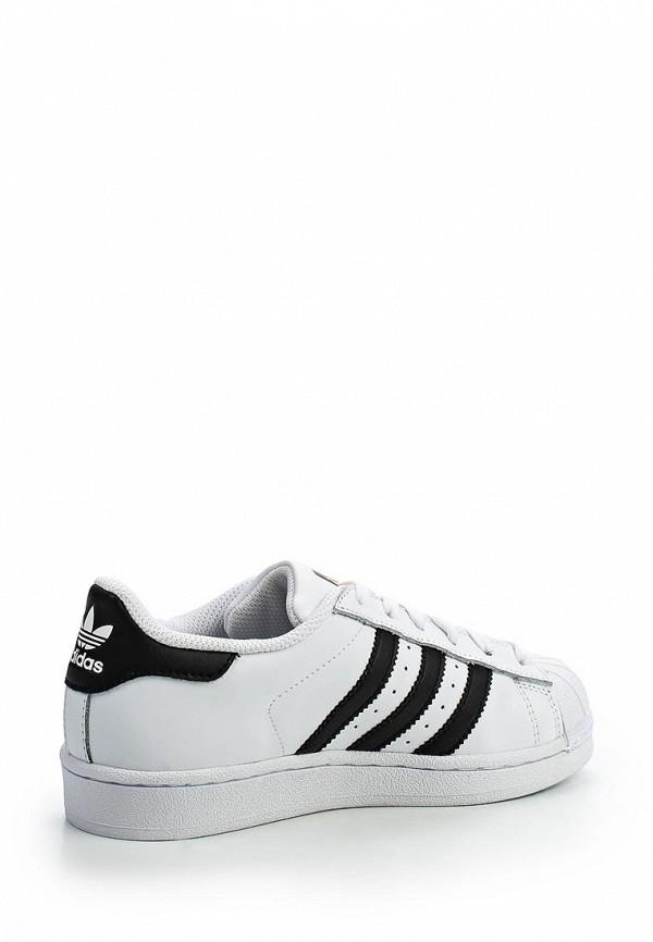 Кеды для мальчиков Adidas Originals (Адидас Ориджиналс) C77154: изображение 2